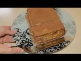 Торт Без Выпечки Вкусный и Быстрый