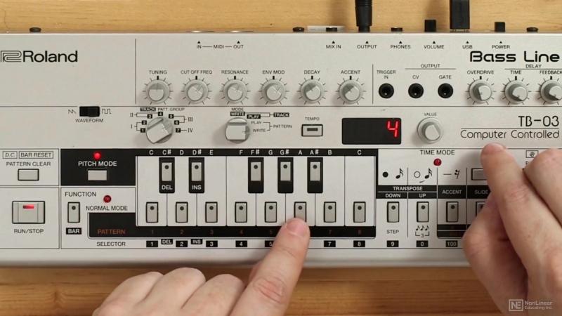 AskVideo -Roland Boutique 104 TB-03 Explained and Explored