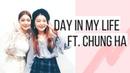 Day in My Life (ft. Chung Ha)   청하와 함께 일상 브이로그   SNU Study Abroad   Korea Vlog 26