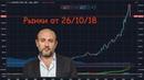 Григорий Бегларян, текущий обзор рынков Пора мозги вставлять на место.