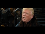 The Lord of the Memes Donald Trump Makes Middle Earth Great Again
