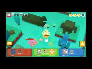 Прохождение Gloomy Growe 2-4 Pokemon Quest