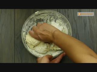 Очень просто и быстро! Самый удачный рецепт теста для пельменей, вареников и плацинд!