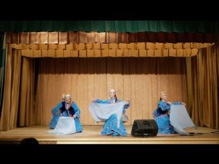 Лирический татарский танец. Театр танца