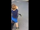 Артём поехал на велосипеде