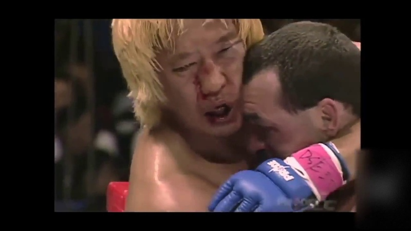 The Craziest Fight in MMA History Don Frye vs Yoshihiro Takayama