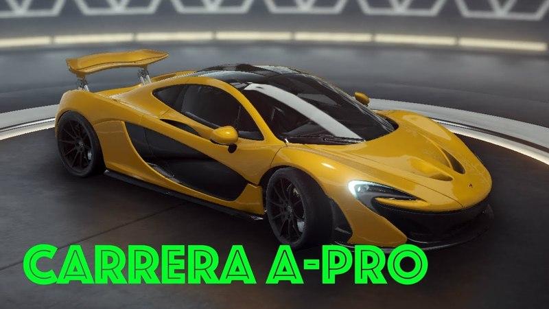 ASPHALT 9 LEGENDS | McLaren P1 | CARRER A PRO