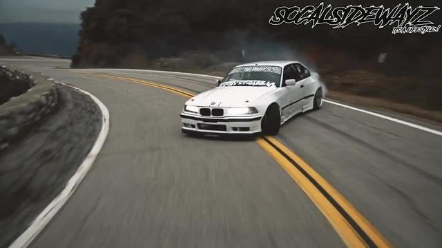 BMW E36 vs Mountain Roads