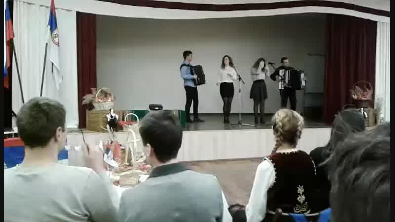Сербский вечер Балкан-экспресс1
