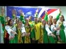 Коллектив народного танца БГУ