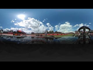 In 360_ Grosjean Spin Causes Lap 1 Chaos _ 2018 Spanish Grand Prix