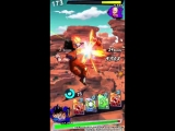 Here is a sneak peek of Dragon Ball Legends gameplay. - Search for Dragon Ball Legends and register now on the App Store or Goog
