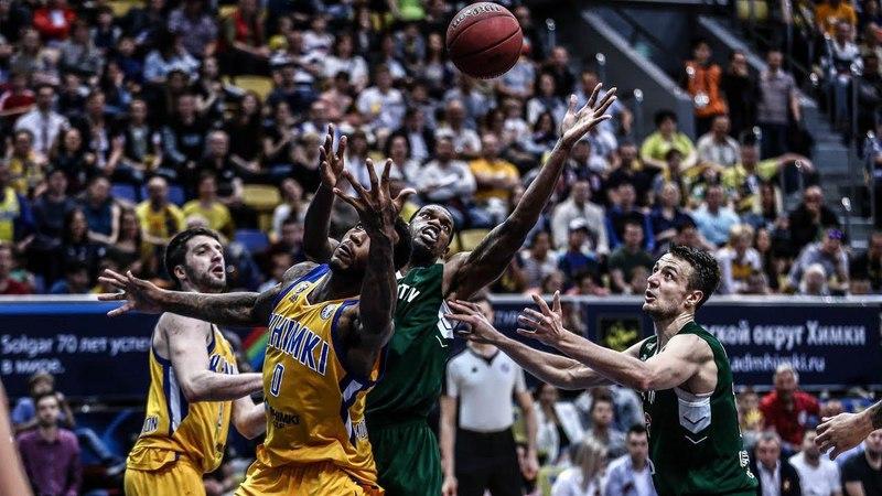 VTBUnitedLeague • Khimki vs Lokomotiv-Kuban Highlights May 9, 2018