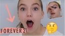 Full Face of Forever 21 Makeup Vlog Day 110 Jayden Bartels