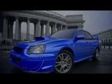 Автомобильная съемка. Видеоролик о Subaru Impreza WRX STI.