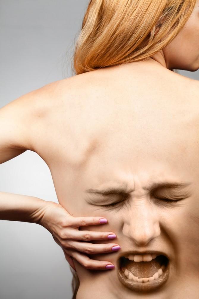боль в спине лечение