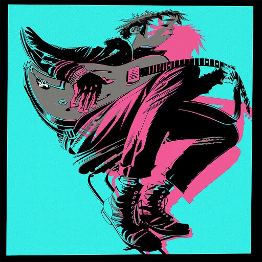 Gorillaz альбом Sorcererz