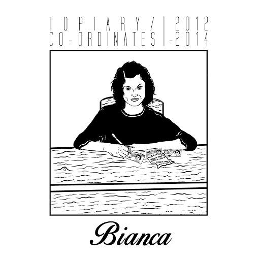 Бьянка альбом Topiary / Co-Ordinates (2012-2014)