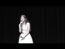 Выступление на конкурсе Феерия белых ночей Музыка любви