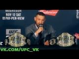 Трейлер боя Конор Макгрегор - Хабиб Нурмагомедов (6 октября UFC 229) - РУССКАЯ ОЗВУЧКА