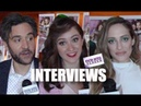 My Interviews with 'SOCIAL ANIMALS' Stars at the Premiere | Josh Radnor, Carly Chaikin More!