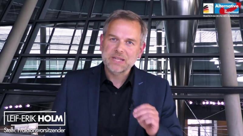 AfD-Fraktion im Deutschen Bundestag - Es gibt keine Beweise für Hetzjagden! _ Facebook [HD]