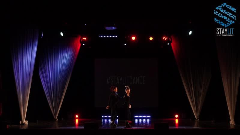 Двигай Бровью (STAY LIT 2018 | HIGH HEELS DANCE SHOW ПРОФИ | DUET )