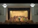 Академический хор Ad libitum ХНУ имени В Н Каразина Salve Regina