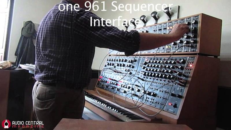 Moog Modular System 55
