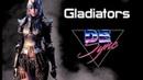Machinima - Gladiators |We Will Rock You(Бой гладиаторов)