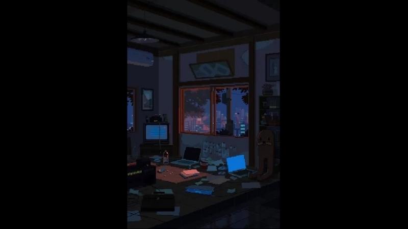 Tanaka Rie - Ningyo Hime (pixel art)