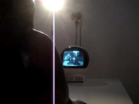 Tv buddha by nam june paik