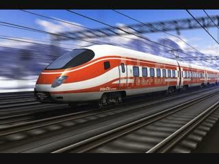 40 лет политики реформ и открытости: Китайский скоростной поезд «Фусин»