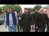 Начата реконструкция села Илсхан-Юрт.