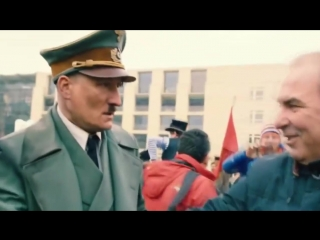 Hitler Returns and Everyone Loves Him
