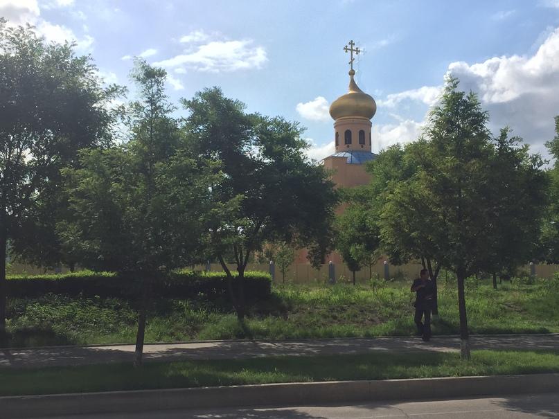 Отчет о путешествии в Северную Корею 2018. Православный храм