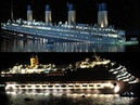 Titanic vs Concordia - Terra Titanic