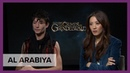 Eddie Redmayne, Ezra Miller and the cast react to Fantastic Beasts 2's dark turn