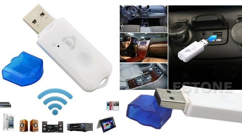 USB Bluetooth аудио приемник