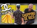 VLOG - Zoando marcas caras e cafonas num Shopping de Rico | Diva Depressão