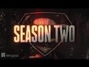 Криптон KRYPTON Season 2 Renewal Announcement HD