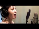 Нина Сенникова - Беспечный ангел (cover) Студия звукозаписи Виталия Сорокина