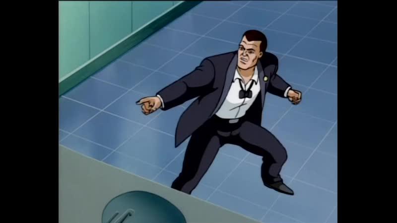 Сезон 03 Серия 13: Грехи отцов: Часть 13. Гоблин объявляет войну! | Человек-паук (1994-1998) / Spider-Man | Sins of the Fathers