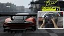 FORZA MOTORSPORT 7| Aston Martin Vulcan 2016 (Steering Wheel Test Drive)