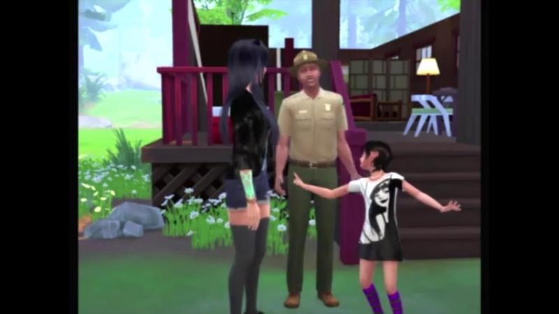 Sims4 Novaja dorozhka 2