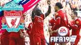 FIFA 19 КАРЬЕРА ЗА ЛИВЕРПУЛЬ #5 ВИЗИТ В КИЕВ