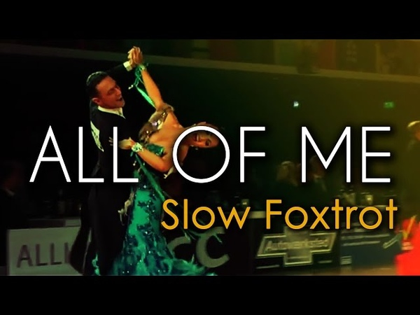 SLOW FOXTROT | Swing Forward - All Of Me (Dj Ice Remix) (29 BPM)