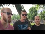 Видео отзыв #мадярмарафонспб от Александра Лунёва и Александра Линевича. Кухни на заказ Санкт-Петербург