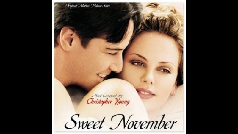 Clip to the film Sweet November (Laura Pausini - Its Not A Good-Bye).480