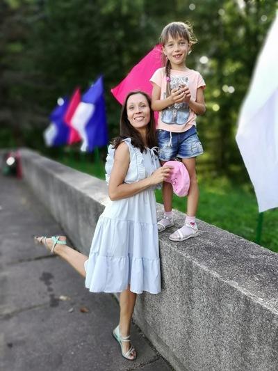 Наталия Варшавская